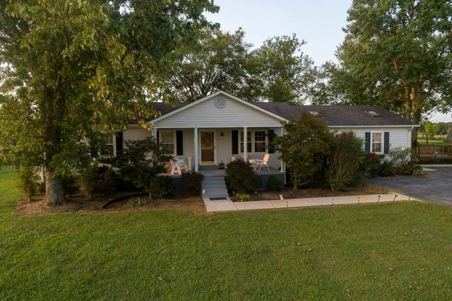 2910 Sims Rd, Shelbyville, TN 37160 (MLS #RTC2191287) :: The Kelton Group