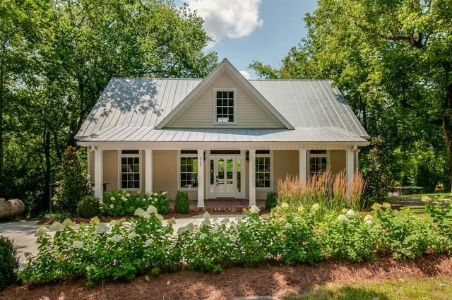 4267 Old Hillsboro Rd, Franklin, TN 37064 (MLS #RTC2191290) :: DeSelms Real Estate