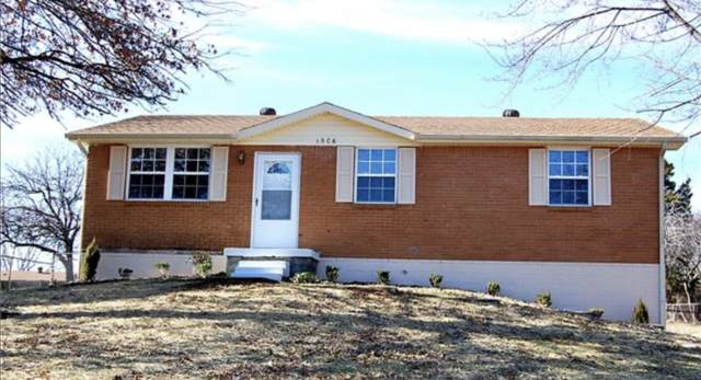 1506 Glennon Dr, Clarksville, TN 37042 (MLS #RTC2191301) :: The Group Campbell