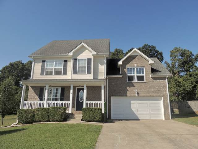 1614 Autumn Dr, Clarksville, TN 37042 (MLS #RTC2191324) :: Village Real Estate