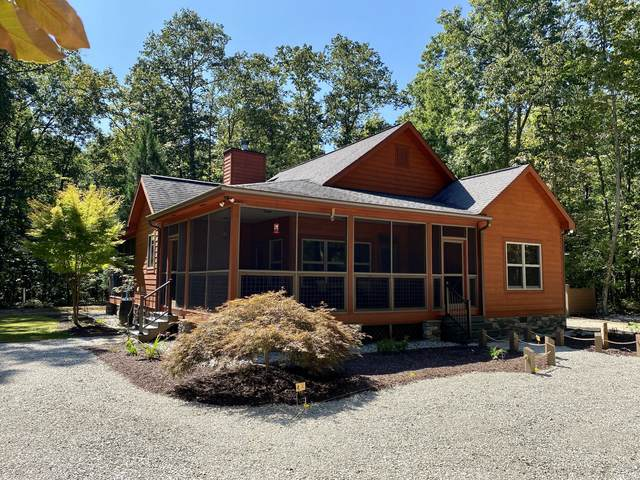 813 N Rim Dr, Coalmont, TN 37313 (MLS #RTC2191337) :: The Milam Group at Fridrich & Clark Realty