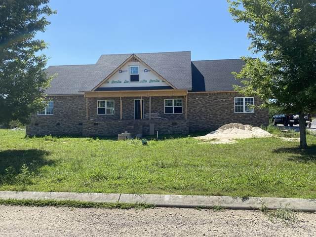 248 Bluegrass Drive, Manchester, TN 37355 (MLS #RTC2191355) :: Village Real Estate