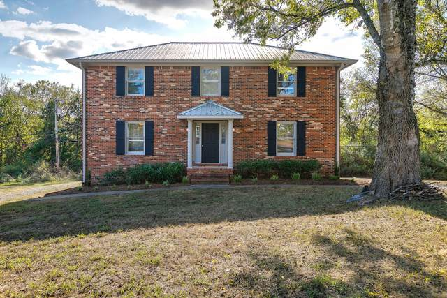 1021 Chicasaw Trail, Columbia, TN 38401 (MLS #RTC2191397) :: Felts Partners
