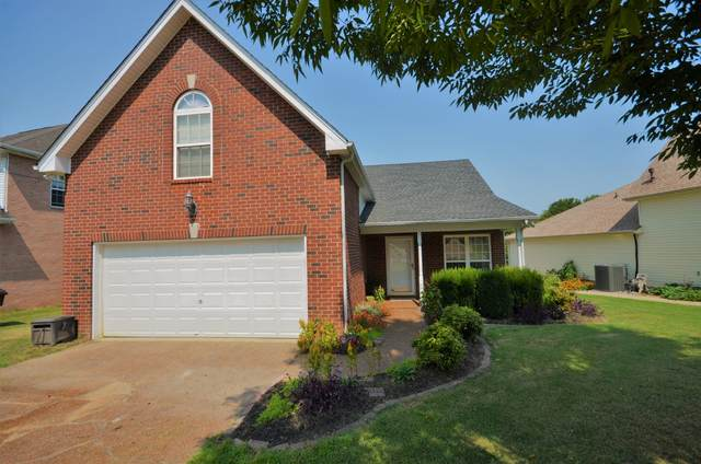 1008 Saddle Wood Dr, Mount Juliet, TN 37122 (MLS #RTC2191465) :: Hannah Price Team