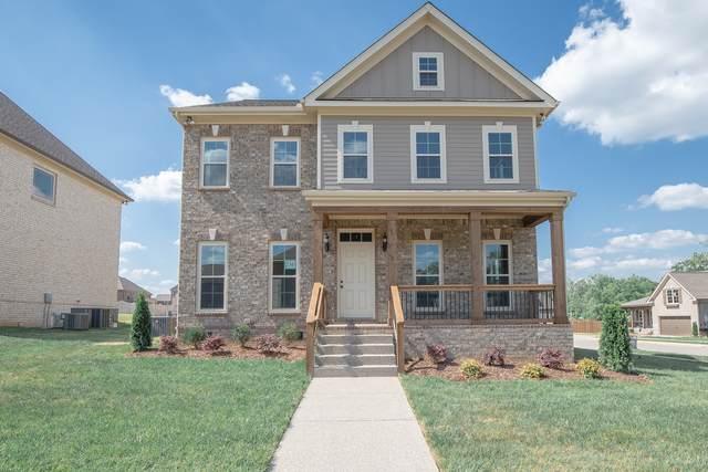 9029 Safe Haven Place Lot 550, Spring Hill, TN 37174 (MLS #RTC2191517) :: Nashville Home Guru