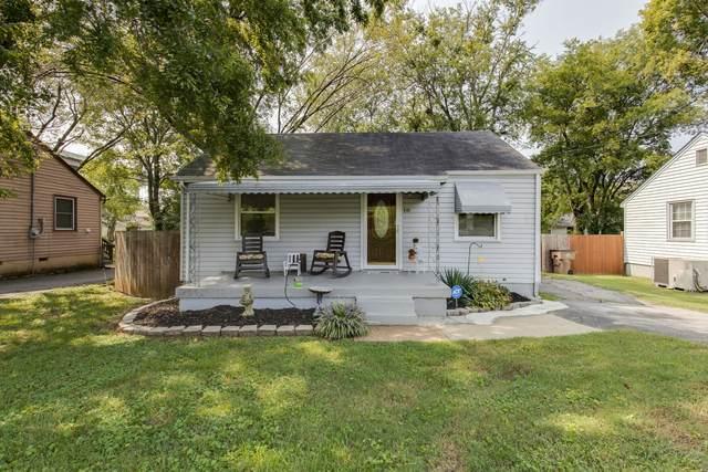 607 Morrow Rd, Nashville, TN 37209 (MLS #RTC2191551) :: Fridrich & Clark Realty, LLC