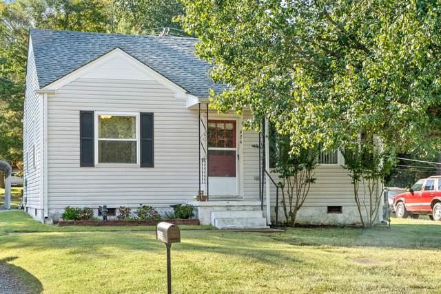 424 Highland Cir, Clarksville, TN 37043 (MLS #RTC2191601) :: Hannah Price Team
