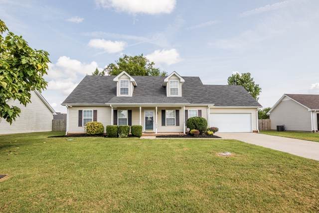 1608 Cason Trl, Murfreesboro, TN 37128 (MLS #RTC2191648) :: Village Real Estate