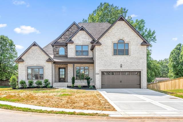 113 Savannah Lakes, Clarksville, TN 37043 (MLS #RTC2191703) :: Nashville Home Guru