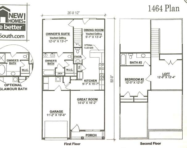 1012 Sully Drive (Lot 207), Smyrna, TN 37167 (MLS #RTC2191727) :: The Group Campbell