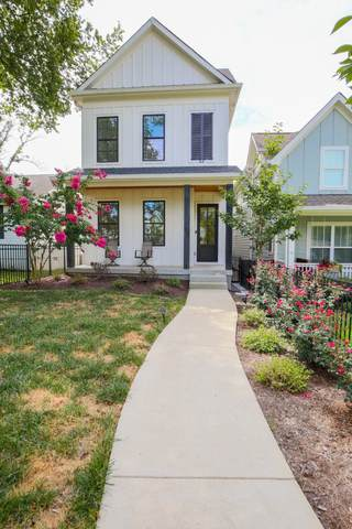 5313 Indiana Ave, Nashville, TN 37209 (MLS #RTC2191728) :: PARKS