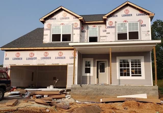 422 Kelsey Dr, Clarksville, TN 37042 (MLS #RTC2191788) :: EXIT Realty Bob Lamb & Associates