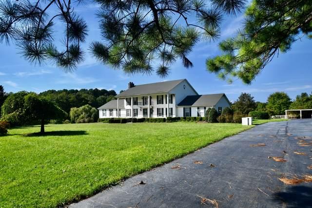 2600 Clanton Rd, Lawrenceburg, TN 38464 (MLS #RTC2191809) :: Village Real Estate