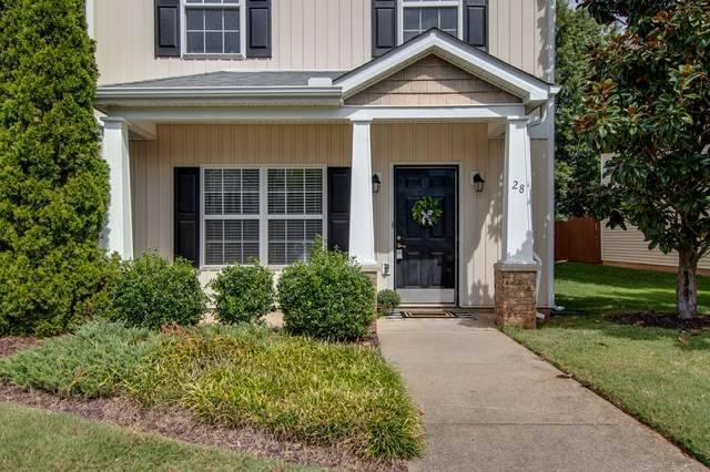 284 Meigs Dr D28, Murfreesboro, TN 37128 (MLS #RTC2191819) :: Village Real Estate