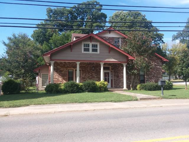 309 N High St, Winchester, TN 37398 (MLS #RTC2191907) :: Village Real Estate