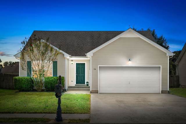 514 Oakmont Dr, Clarksville, TN 37042 (MLS #RTC2191931) :: RE/MAX Homes And Estates