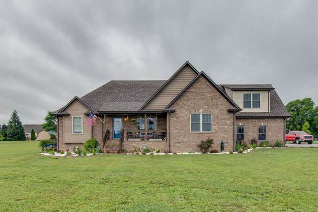 72 Jon Frank Dr, Mount Pleasant, TN 38474 (MLS #RTC2191994) :: RE/MAX Homes And Estates