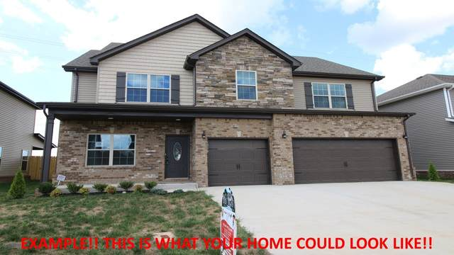 284 Summerfield, Clarksville, TN 37040 (MLS #RTC2192019) :: The Kelton Group