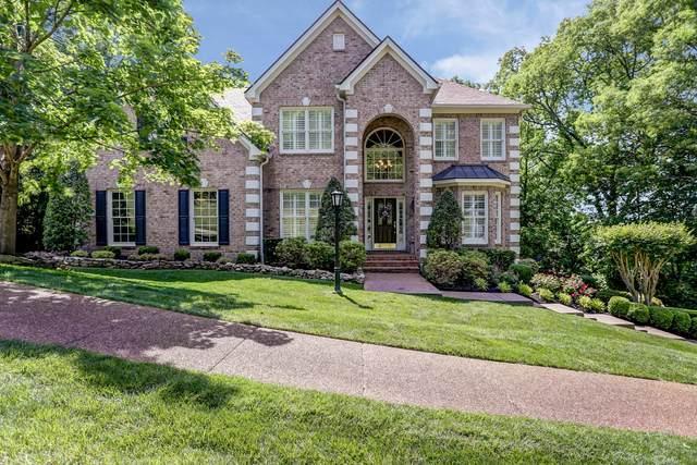 227 Halberton Dr, Franklin, TN 37069 (MLS #RTC2192043) :: DeSelms Real Estate