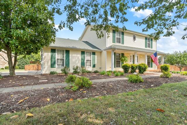 519 Windsor Dr, Clarksville, TN 37043 (MLS #RTC2192089) :: The Kelton Group