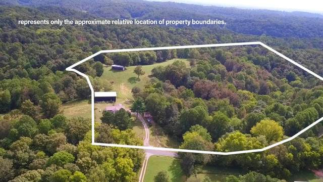 2774 Ragsdale Rd NW, Columbia, TN 38401 (MLS #RTC2192091) :: Kimberly Harris Homes