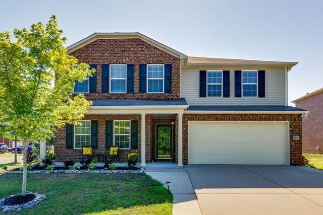 1001 Harmony Ln, Hendersonville, TN 37075 (MLS #RTC2192113) :: Village Real Estate