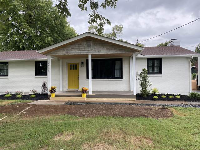 2411 Andrew Pl, Nashville, TN 37216 (MLS #RTC2192118) :: The Milam Group at Fridrich & Clark Realty