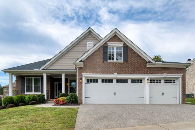 2521 Arbor Pointe Cv, Hermitage, TN 37076 (MLS #RTC2192146) :: Village Real Estate