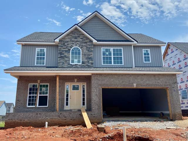 222 Griffey Estates Lot 222, Clarksville, TN 37042 (MLS #RTC2192192) :: Village Real Estate