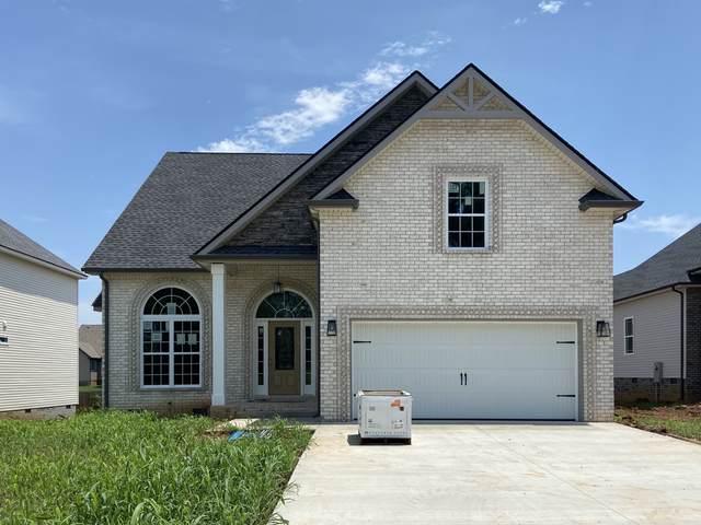 224 Griffey Estates Lot 224, Clarksville, TN 37042 (MLS #RTC2192193) :: Village Real Estate