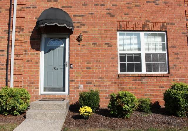 2120 Lebanon Pike #103, Nashville, TN 37210 (MLS #RTC2192219) :: The Group Campbell