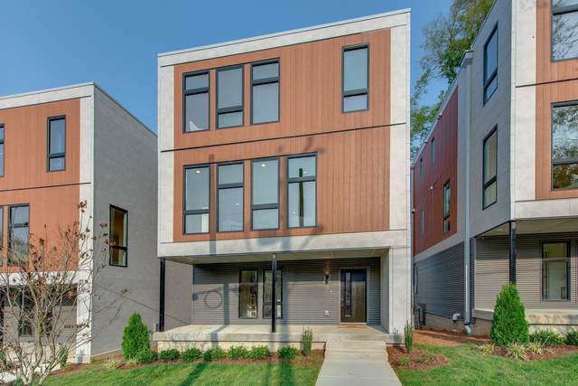 110 Oceola Ave #2, Nashville, TN 37209 (MLS #RTC2192253) :: Oak Street Group
