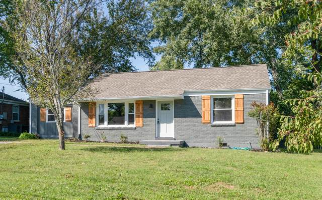 2922 Leatherwood Dr, Nashville, TN 37214 (MLS #RTC2192260) :: Village Real Estate