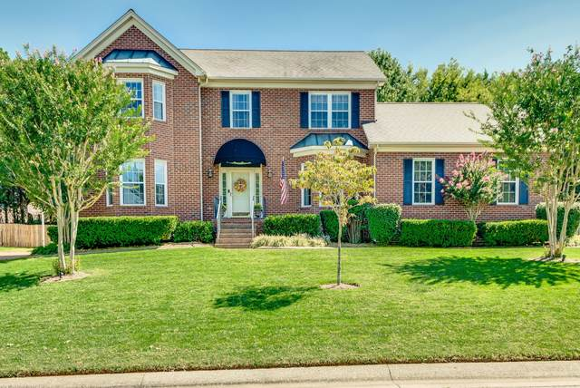 5921 Cross Pointe Ln, Brentwood, TN 37027 (MLS #RTC2192272) :: The Miles Team | Compass Tennesee, LLC