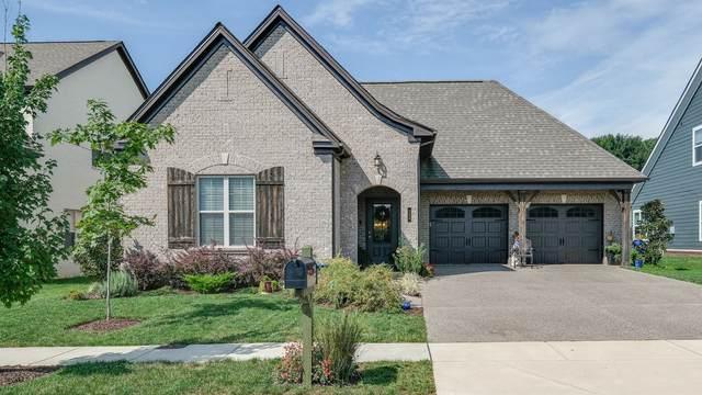 225 Bent Creek Trce, Nolensville, TN 37135 (MLS #RTC2192297) :: Village Real Estate
