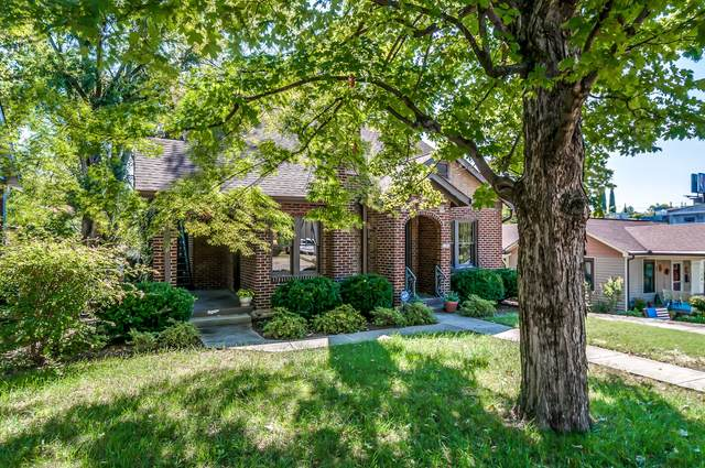 1105 Paris Ave, Nashville, TN 37204 (MLS #RTC2192409) :: Ashley Claire Real Estate - Benchmark Realty