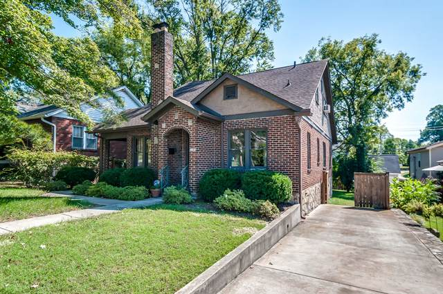 1105 Paris Ave, Nashville, TN 37204 (MLS #RTC2192410) :: Ashley Claire Real Estate - Benchmark Realty