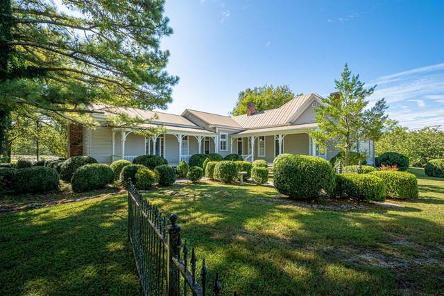 1895 Elkton Pike, Pulaski, TN 38478 (MLS #RTC2192412) :: Nashville on the Move