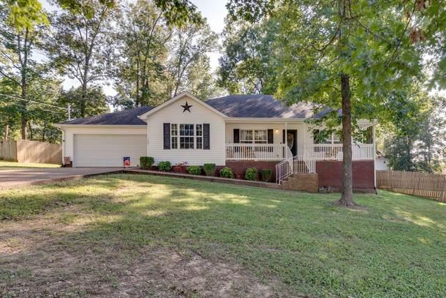 1607 Christi Ave, Chapel Hill, TN 37034 (MLS #RTC2192459) :: Village Real Estate