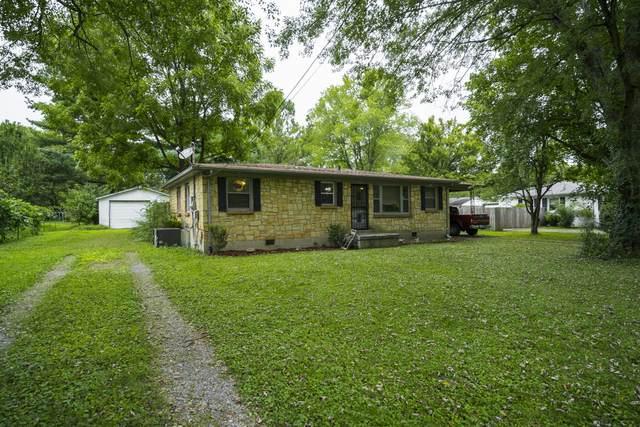 307 Hitt Ln, Goodlettsville, TN 37072 (MLS #RTC2192537) :: Ashley Claire Real Estate - Benchmark Realty