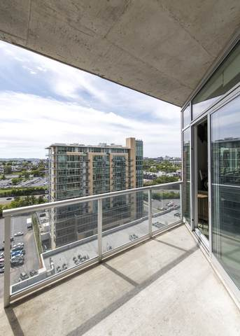 600 12th Ave S #1814, Nashville, TN 37203 (MLS #RTC2192543) :: Ashley Claire Real Estate - Benchmark Realty