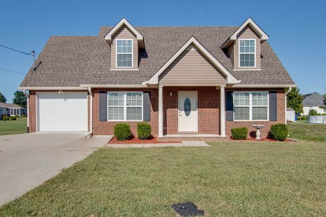 105 Winners Cir, Shelbyville, TN 37160 (MLS #RTC2192562) :: The Kelton Group