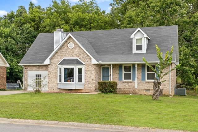 719 Cayce Dr, Clarksville, TN 37042 (MLS #RTC2192569) :: Village Real Estate