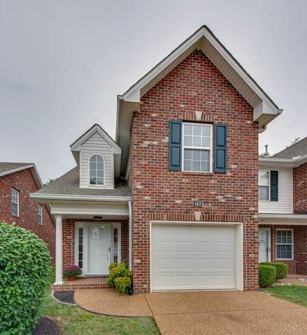 143 Noel Cove Cir, Hermitage, TN 37076 (MLS #RTC2192573) :: Berkshire Hathaway HomeServices Woodmont Realty