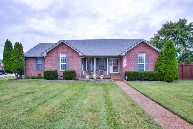 400 Neighborly Ct, Lebanon, TN 37087 (MLS #RTC2192576) :: Team George Weeks Real Estate