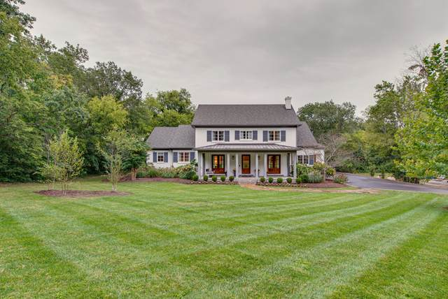 4410 Sunnybrook Dr, Nashville, TN 37205 (MLS #RTC2192584) :: Ashley Claire Real Estate - Benchmark Realty