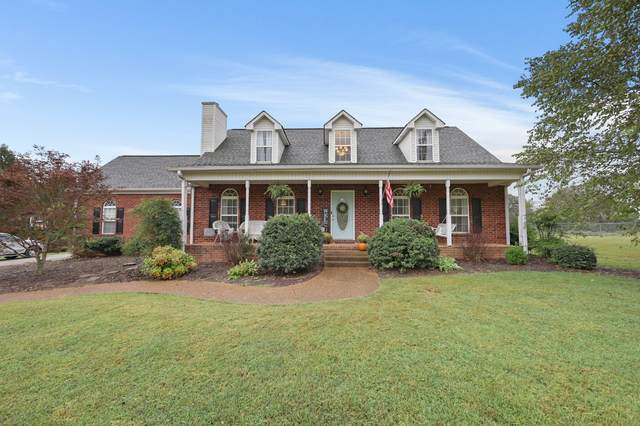 1400 Camp Ravine Rd, Burns, TN 37029 (MLS #RTC2192586) :: Village Real Estate