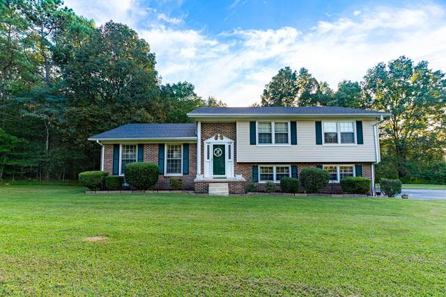 603 Skyline Dr, Lawrenceburg, TN 38464 (MLS #RTC2192619) :: Village Real Estate