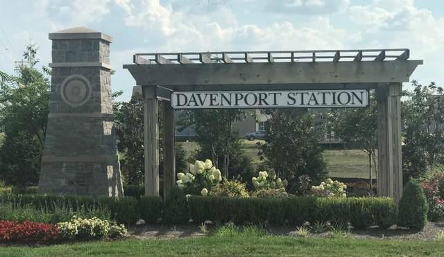 314 Disley Way (Lot 121), Murfreesboro, TN 37128 (MLS #RTC2192652) :: RE/MAX Homes And Estates