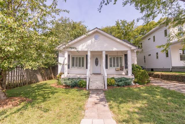 3720 Park Ave, Nashville, TN 37209 (MLS #RTC2192680) :: Your Perfect Property Team powered by Clarksville.com Realty